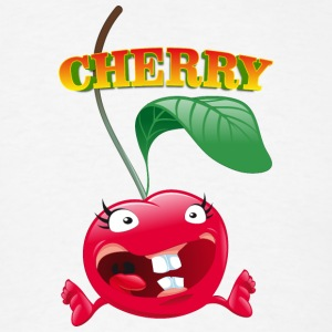 Cherry - Men's T-Shirt