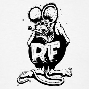 Rat Fink - Men's T-Shirt