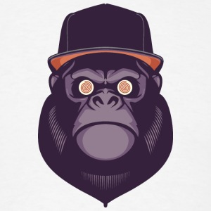 gorilla-rap-streetwear - Men's T-Shirt