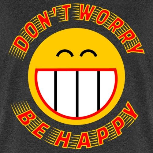Be Happy - Men's T-Shirt