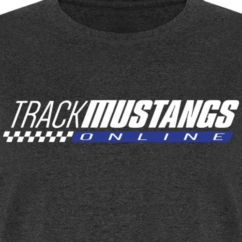 TMO Logo Light Text - Men's T-Shirt