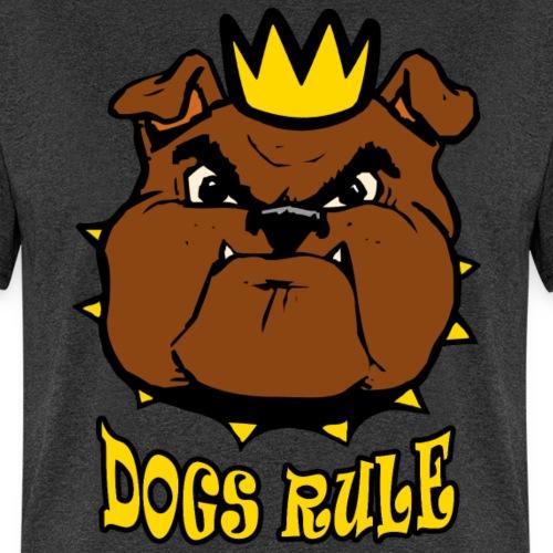 Dogs Rule - Men's T-Shirt