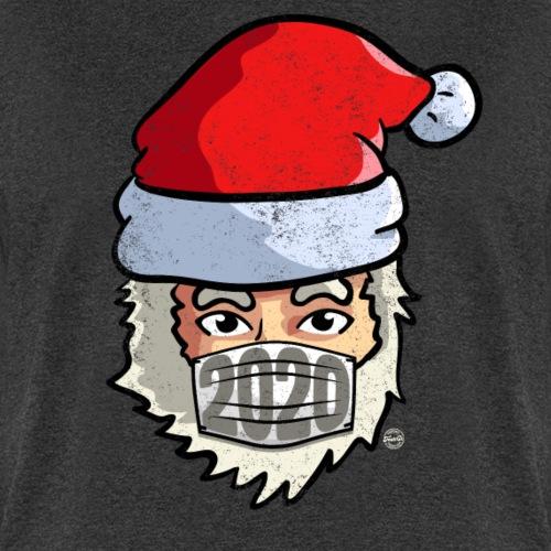 Christmas 2020 Santa Claus With Mask - Men's T-Shirt