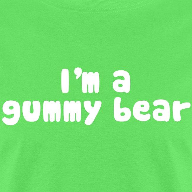 I'm A Gummy Bear Lyrics