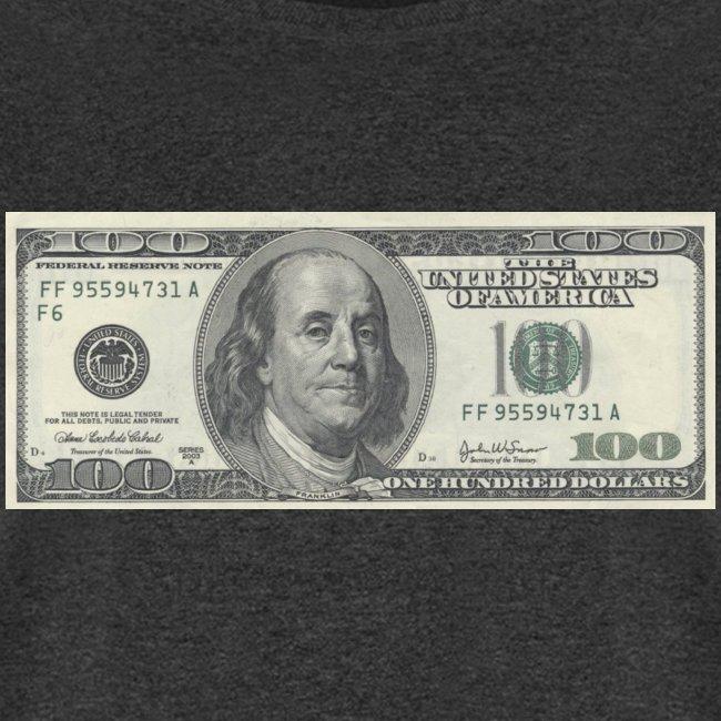 One Hundred Dollars Bill