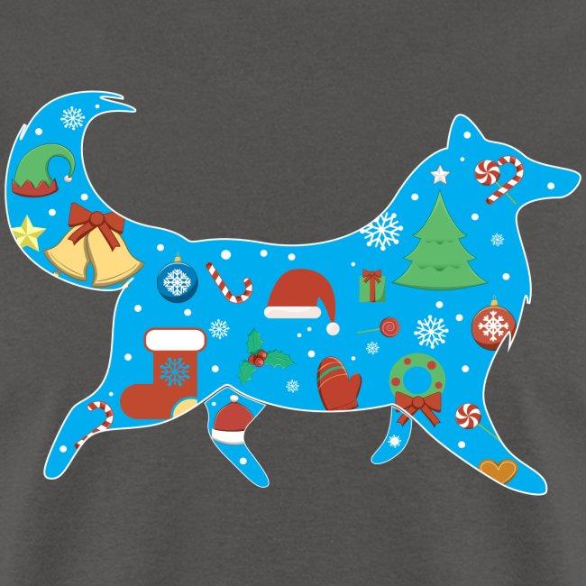 Collie Christmas