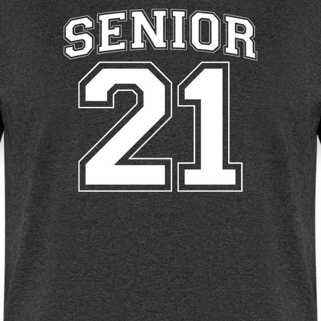 Senior 21 grad class logo