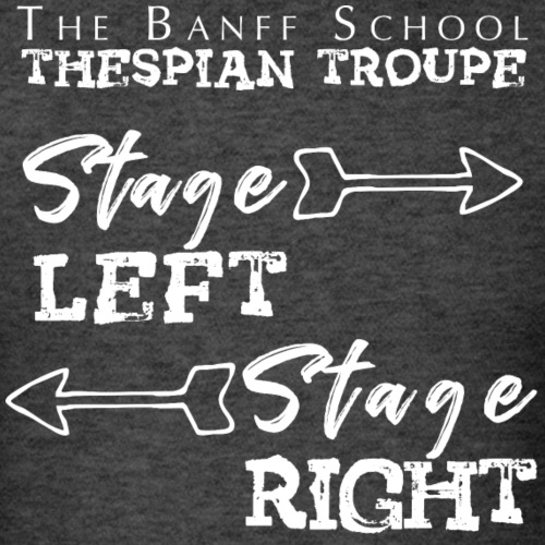 Thespians 2018 - Men's T-Shirt