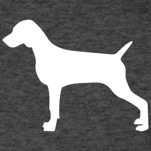Weimaraner Dog - Men's T-Shirt