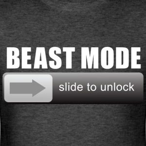 Unlock Your Inner Beast - Men's T-Shirt