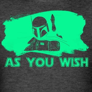As You Wish - Men's T-Shirt
