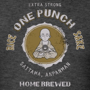 One Punch Picture - Men's T-Shirt
