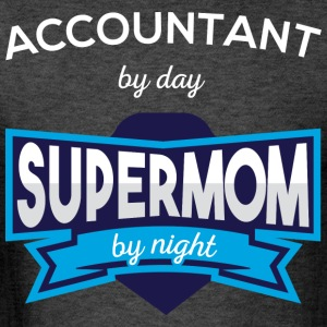 Accountant By Day Supermom By Night T Shirt - Men's T-Shirt