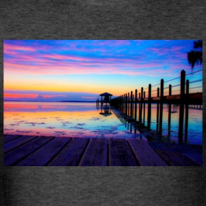 Colorful Sunset Clothing - Men's T-Shirt