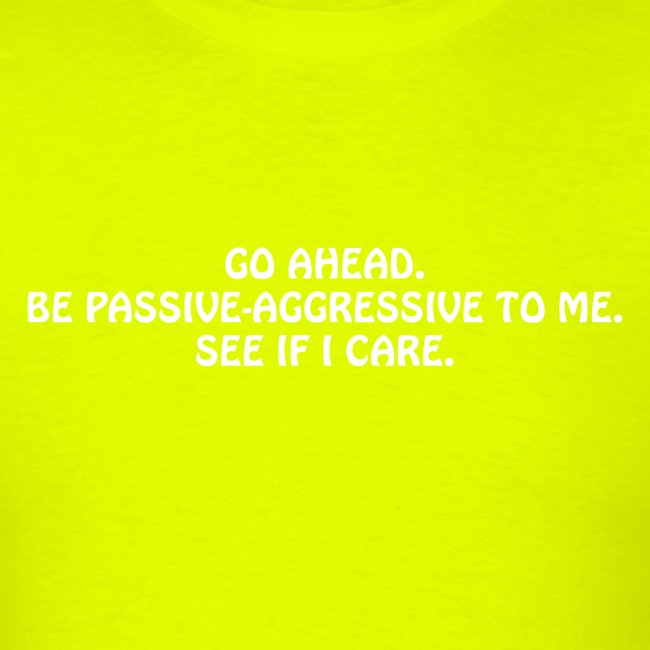 PassiveAggressive