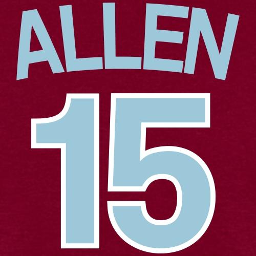 Allen 15 D - Men's T-Shirt