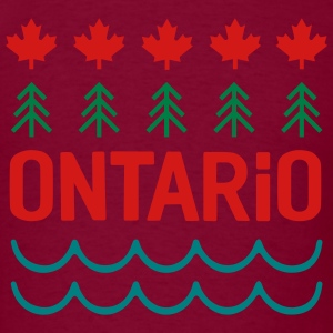 Ontario! - Men's T-Shirt
