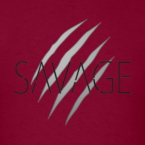 Savage.claw - Men's T-Shirt