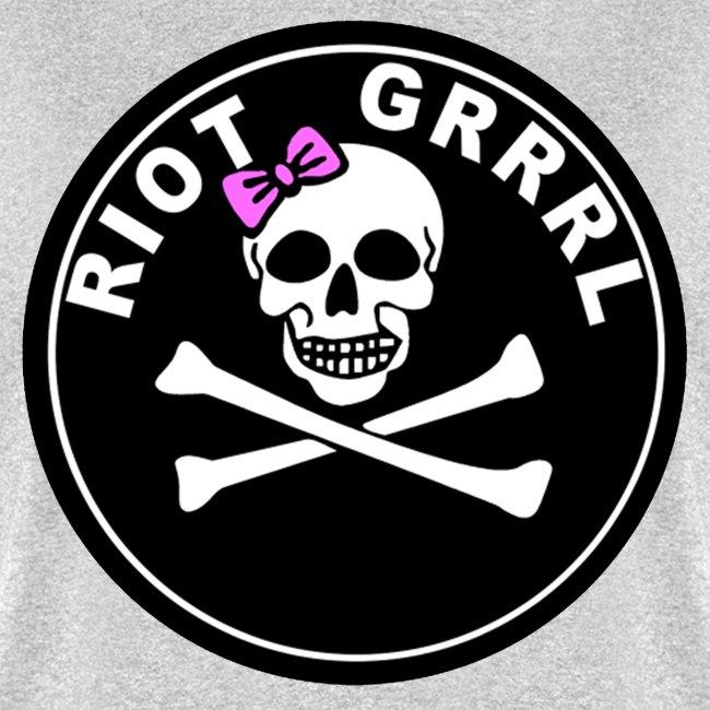 riot grrl skull