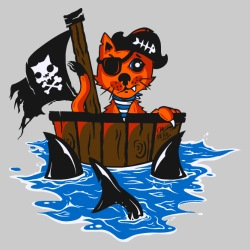 Pirate Cat
