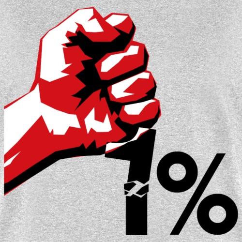 Break The 1% - Men's T-Shirt