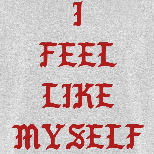 I Feel Like Myself BGD png