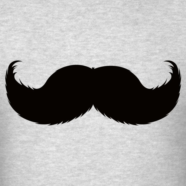 Mustache Tee