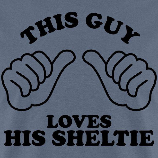 Two Thumbs Guy Sheltie