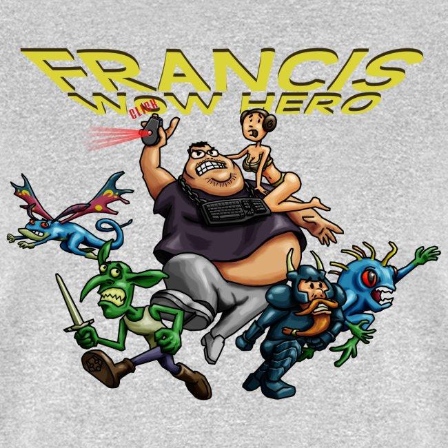 tshirt francis no background png