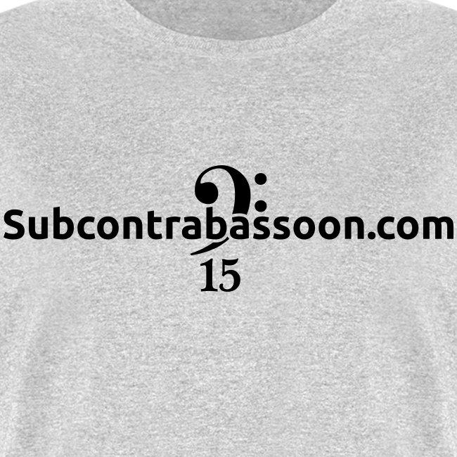 Subcontrabassoon Logo