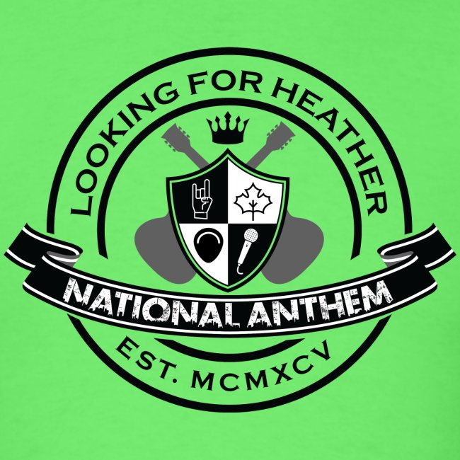 Looking For Heather - National Anthem Crest