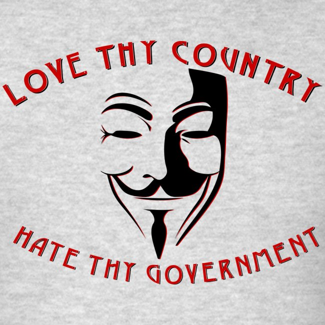 love thy country