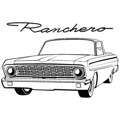 1964 Ranchero Men's T-Shirt - Men's T-Shirt