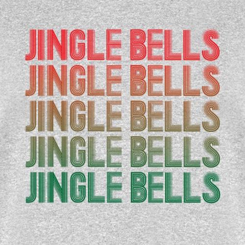 Jingle Bells Retro Snowy Christmas Pajama Gift.