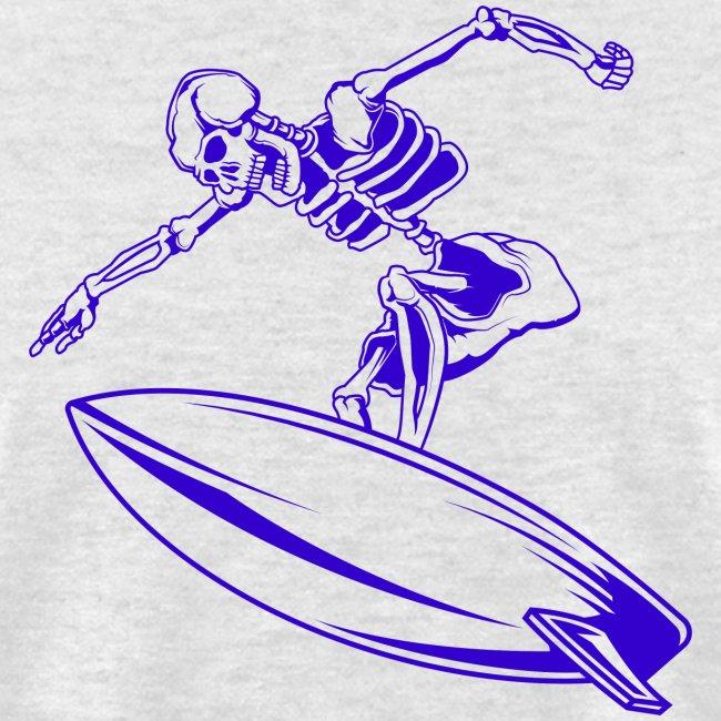 Surfing Skeleton 4c