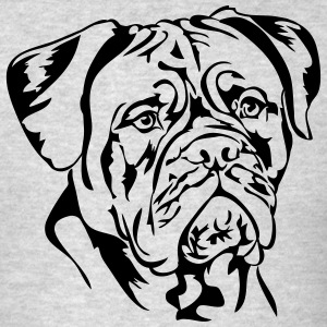 Dogue de Bordeaux - Men's T-Shirt