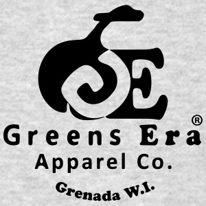 Greens Era Apparel Logo - Men's T-Shirt