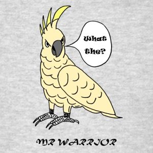 Parrot Jack from Selfie Publisher Ep 1 What The - Men's T-Shirt