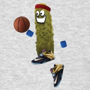 Basketball Pickle - Men's T-Shirt