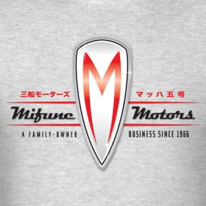 Mifune Motors - Men's T-Shirt
