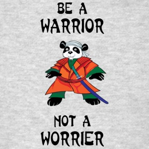 Panda Warrior - Men's T-Shirt