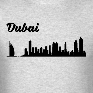 Dubai Skyline - Men's T-Shirt