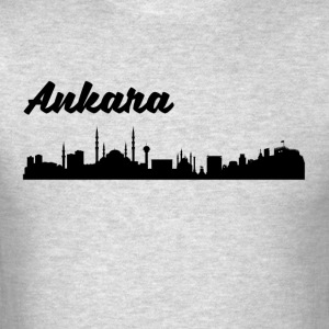 Ankara Skyline - Men's T-Shirt