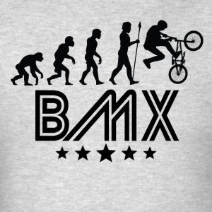 Retro BMX Evolution - Men's T-Shirt