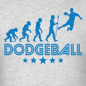 Retro Dodgeball Evolution - Men's T-Shirt