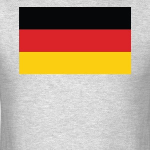 Flag of Germany Cool German Flag - Men's T-Shirt