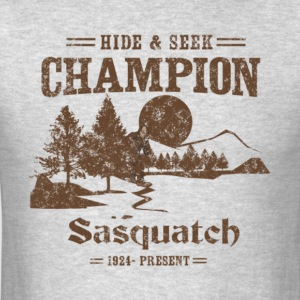 Hide and Seek Champion Sasquatch T Shirt - Men's T-Shirt