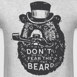 Beard Bear - Men's T-Shirt