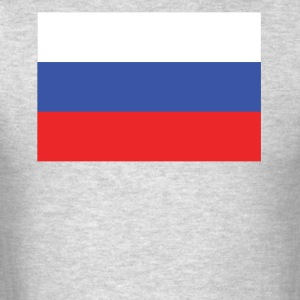 Flag of Russia Cool Russian Flag - Men's T-Shirt