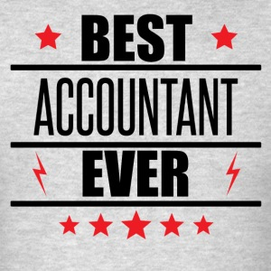 Best Accountant Ever - Men's T-Shirt